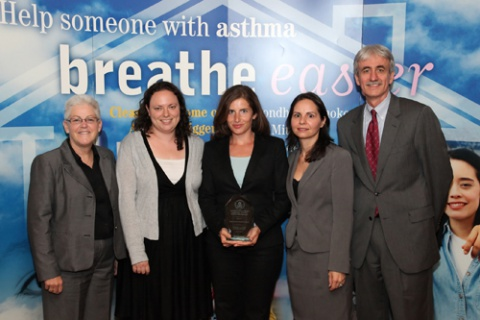 WIN for Asthma, New York Presbyterian Hospital